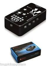 Joyo Technology JP01 Netzteil Multi Power Supply, 8x9V 2x18V Effektgerät Pedal