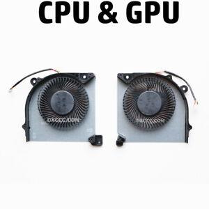 1Pcs Hasee G8-CR7P1 G9-CT7PK Z8-CR7P1 Z9-CT7PK Fan CPB5S04 Notebook Fan A Pair
