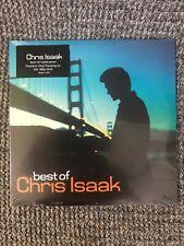 Chris Isaak Lp Best Of  New Sealed 2 Vinyl 2006 Rare