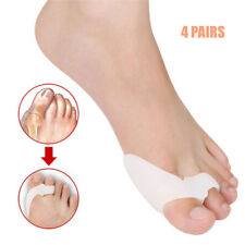 Big Toe Bunion Protector Support Splint Hallux Straightener Pedimend™ 4 Pairs