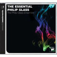 Glass, Philip - The Essential Philip Glass NEW CD