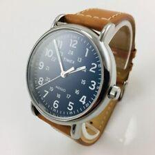 Men's Timex Weekender Blue Dial Watch TW2R42500 TW2R42500JT TW2R425009J