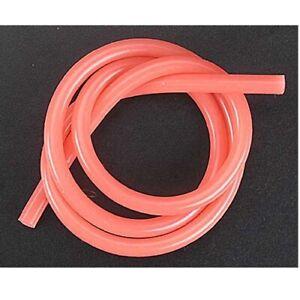 NEW Dubro Nitro Line Red tubing section Diameter 2feet Standard 2234