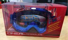 Motocross-brillen fürs Motorrad