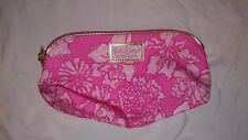Lilly Pulitzer for Estee Lauder Make Up Carry Bag