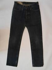 Abercrombie A&F Kids Boys Rollins Low Rise Skinny Medium Blue Jeans Size 16