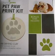 Pet Paw Print Kit  w/ Bonus Easel