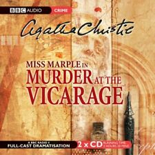 Agatha Christie - Murder At The Vicarage (CD) (2006)