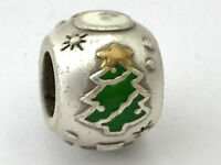 Brighton Frosty Bead, J94572, Silver and Enamel, New