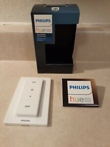 Philips 473371 Hue Smart Dimmer Switch With Remote