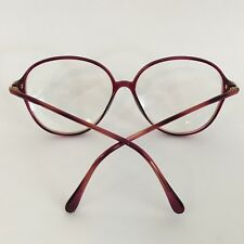 Silhouette Big Eye Purple Eyeglasses Frames SPX M 1763 Austria 57-14-135 Glasses