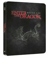 Blu Ray : Enter the Dragon - Bruce Lee - Ed Steelbook - NEUF