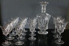 partie de service en cristal de Villeroy et Bosh service Royal