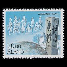 Aland 1986 - Historical Motifs - Sc 22 MNH