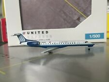 Herpa Wings United Express Embraer 145 1/500