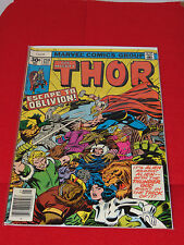 MARVEL COMICS GROUP THE MIGHTY THOR ISSUE 259