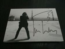 Wim Wenders TV Musik Film original signierte Autogrammkarte