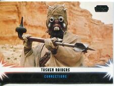 Star Wars Jedi Legacy Connections Chase Card C-14 Tusken Raiders