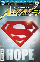 SUPERMAN ACTION COMICS #987 THE OZ EFFECT #1 BAGGED AND BOARDED