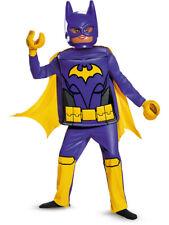 Child's Girls Deluxe LEGO® Batman Movie Batgirl Costume
