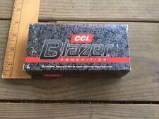 Empty Cci Blazer Ammunition Box, 44 Mag Box