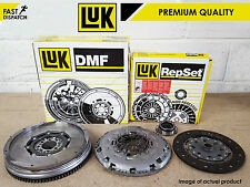 FOR TOYOTA AVENSIS 2009- 2.0 D4D LUK DUAL MASS FLYWHEEL CLUTCH KIT ADT270