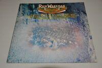 Rick Wakeman - Journey to the centre of the earth - Album Vinyl Schallplatte LP