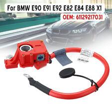 Positive Battery Cable Lead For BMW E90 E91 E92 E82 E84 E88 X1 61129217031