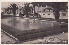 VIAREGGIO - Piazza Puccini - Foto Cartolina 1947