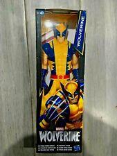 Wolverine X Men 12 inch Action Figure Titan Hero Series Marvel