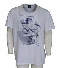 Hugo Boss Slim Fit Lecco 121 T-Shirt Men's Size XXL