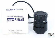 "3.5-8mm f1.4 Zoom CCTV Lens  IR 1/3"" CS Mount with Iris Focus Control"