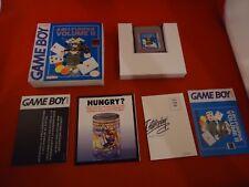 4-in-1 Fun Pak Vol. 2 Nintendo Game Boy COMPLETE Box manual Fun Pack Volume II
