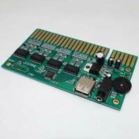 PC USB to Jamma Arcade Converter PCB Board for 2 Players Arcade Game