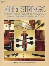 All for Strings Book 1 - Double Bass KJ11284