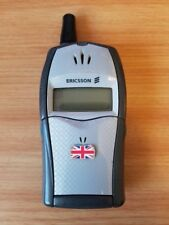 UNTESTED RARE ERICSSON T20e VINTAGE FLIP FLOP CELL PHONE GSM CELLULAR TELEPHONE
