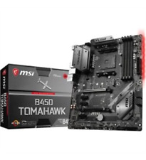 MSI B450 Tomahawk AMD Am4 ATX Motherboard - USA Addresses