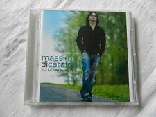 MASSIMO DI CATALDO Sulla Mia Strada CD Musicale