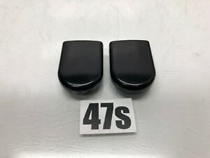 06-10 INFINITI G35 M35 FRONT WINDSHIELD WIPER ARM MOUNTING NUT CAP COVER OEM