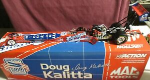 DOUG KALITTA, WRIGHT BROTHERS-MAC TOOLS, 1/24 2003 ACTION TOP FUEL DRAGSTER
