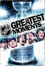 NHL Greatest Moments (DVD, 2006)