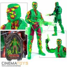 Predator Action Figure Thermal Vision Dutch Arnold Schwarzenegger Predators NECA