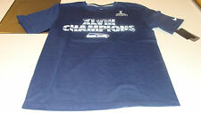 New Era Seattle Seahawks Super Bowl XLVIII Champs L Trofeo celebración T Shirt
