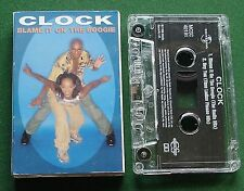 Clock Blame it On The Boogie Cassette Tape Single - TESTED