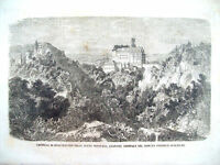 1866 RISORGIMENTO CASTELLO FURSTENSTEIN (KSIAZ) SLESIA