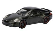 SCHUCO PORSCHE 911 Turbo mattschwarz  26094