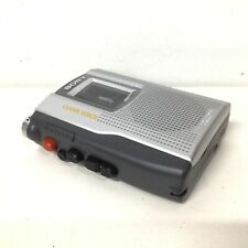 Sony Handheld Standard Cassette Clear Voice Recorder Battery #568