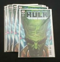 MARVEL COMICS IMMORTAL HULK #34 MAIN COVER ALEX ROSS