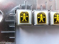 US ARMY 3rd BATTALION (AIRBORNE) 509th PIR ITALIAN CHARM (Stainless Steel 9MM)