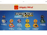 McDonalds Beyblade Burst Happy Meal Toys. Complete set of 6